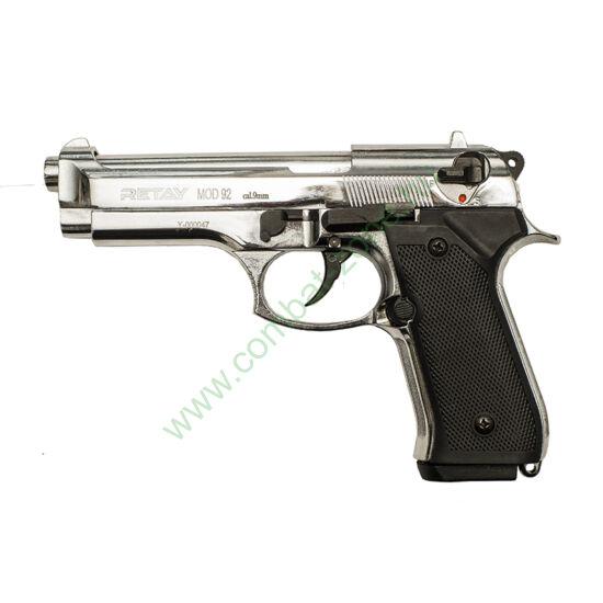 Retay Mod 92 gáz-riasztó pisztoly, nikkel
