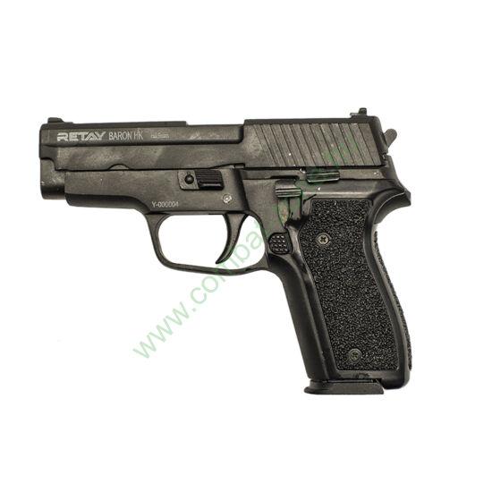 Retay Baron HK gáz-riasztó pisztoly, fekete