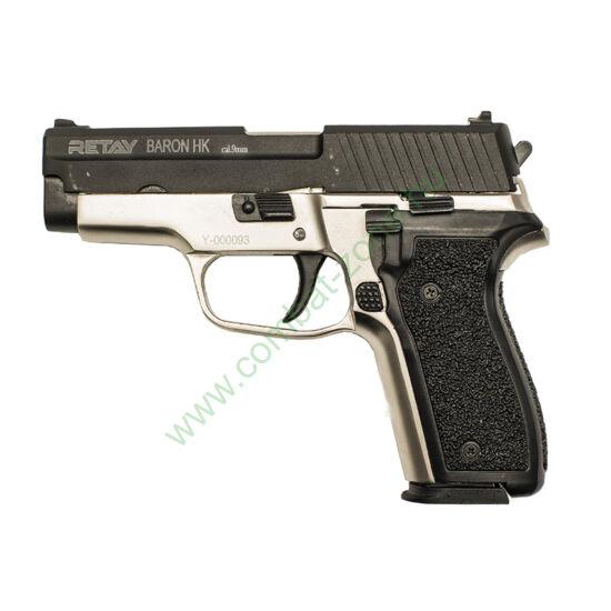Retay Baron HK gáz-riasztó pisztoly, mix