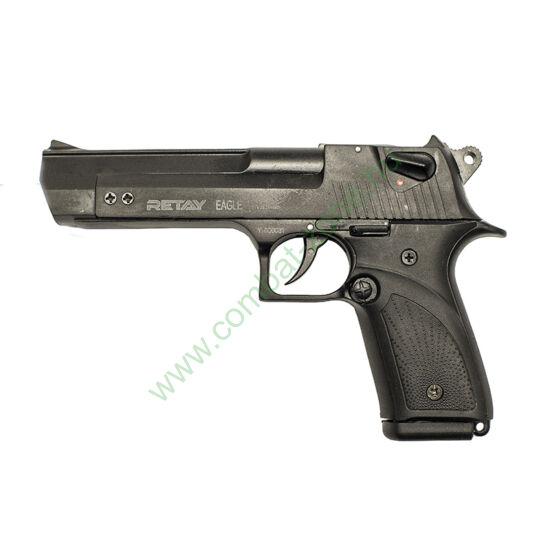 Retay Desert Eagle gáz-riasztó pisztoly, fekete