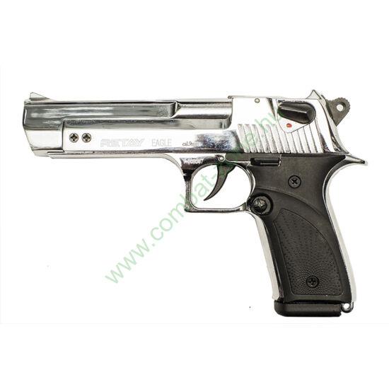 Retay Desert Eagle gáz-riasztó pisztoly, nikkel