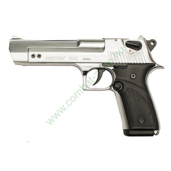 Retay Desert Eagle gáz-riasztó pisztoly, króm