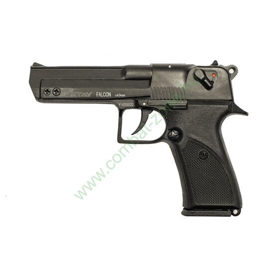 Retay Falcon Desert Baby gáz-riasztó pisztoly, fekete