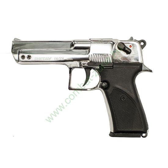 Retay Falcon Desert Baby gáz-riasztó pisztoly, nikkel