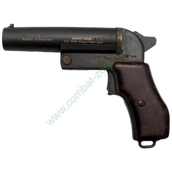Keserű Rubber Protector gumis gáz-riasztó pisztoly