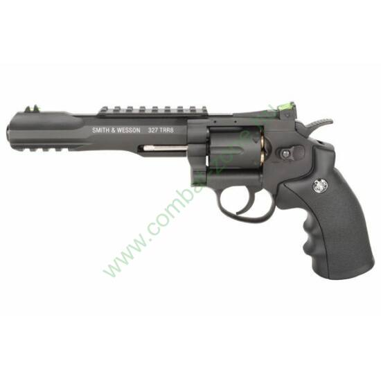 Smith & Wesson 327 TRR8 forgótáras légpisztoly