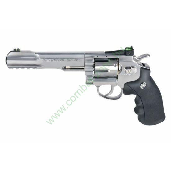 Smith & Wesson 327 TRR8 nikkel forgótáras légpisztoly