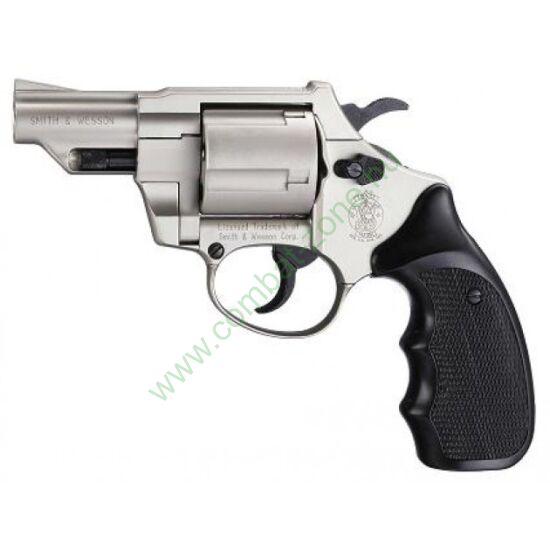 Smith & Wesson Combat gáz-riasztó pisztoly, nikkel