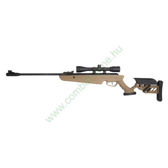 Swiss Arms TG-1 Target Tan légpuska, cal 5.5 mm