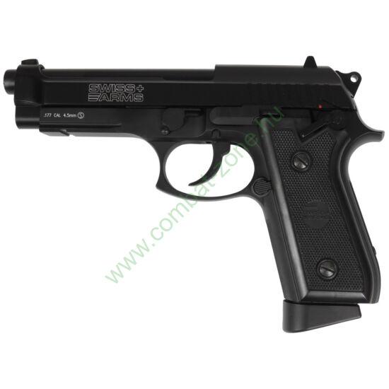 Swiss Arms Beretta P92 Blow Back légpisztoly
