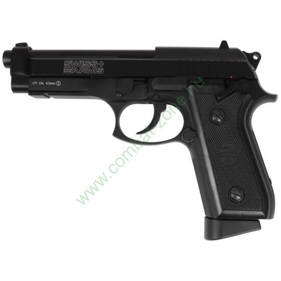 Swiss Arms Beretta P92 Blow Back légpisztoly