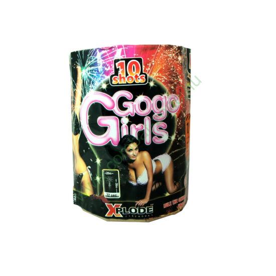 Go Go Girls,10 lövéses telep