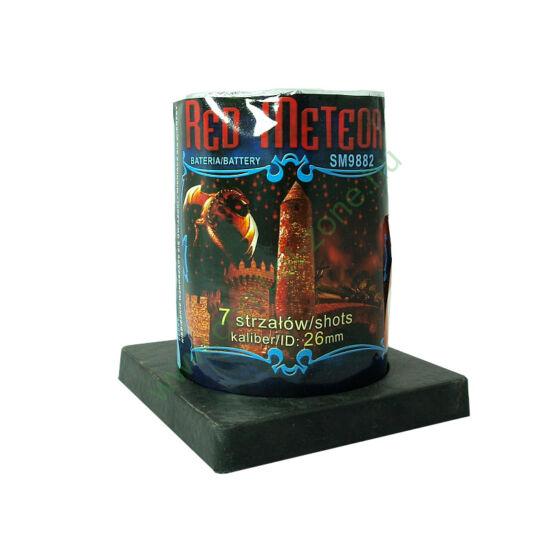 Red Meteor 7 lövéses telep