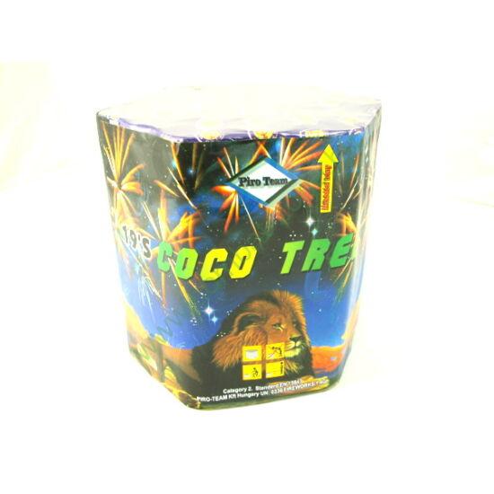 Coco Tree, 19 lövéses telep