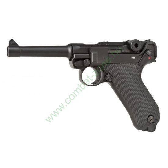 Luger P08 Parabellum Blow Back légpisztoly