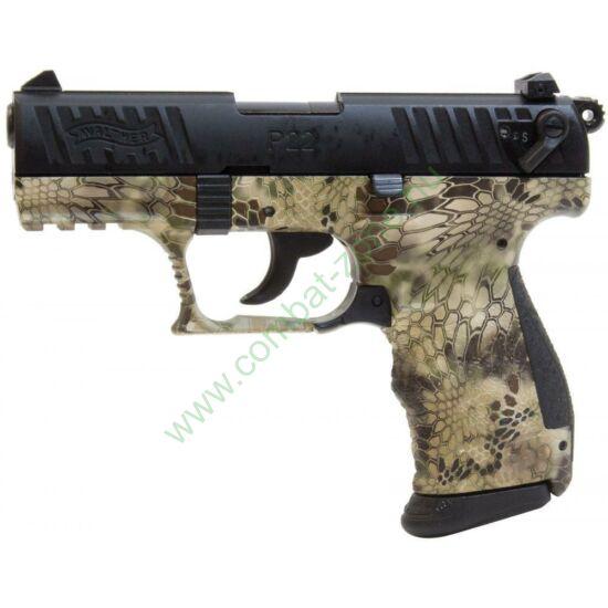Walther P22 Q gáz-riasztó pisztoly, Kryptek