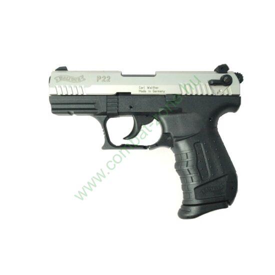 Walther P22 gáz-riasztó pisztoly, Nikkel