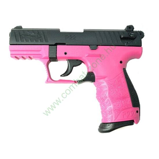 Walther P22 Q gáz-riasztó pisztoly, Wildberry