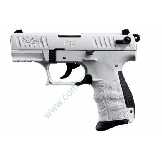 Walther P22 Q gáz-riasztó pisztoly, Fehér
