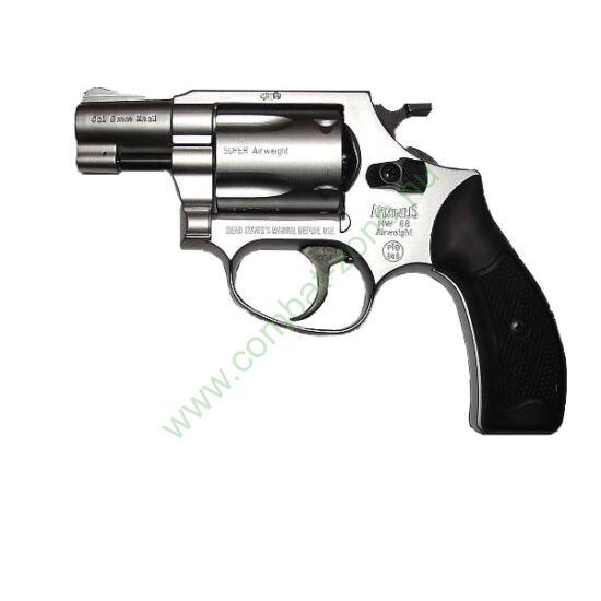 Weihrauch Arminius HW88 gáz-riasztó pisztoly, nikkel