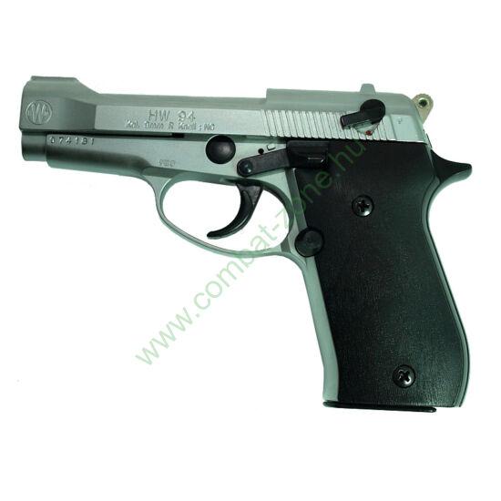 Weihrauch HW94 gáz-riasztó pisztoly, nikkel