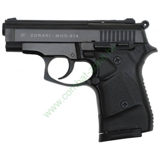 Zoraki 914 Black gáz-riasztó pisztoly