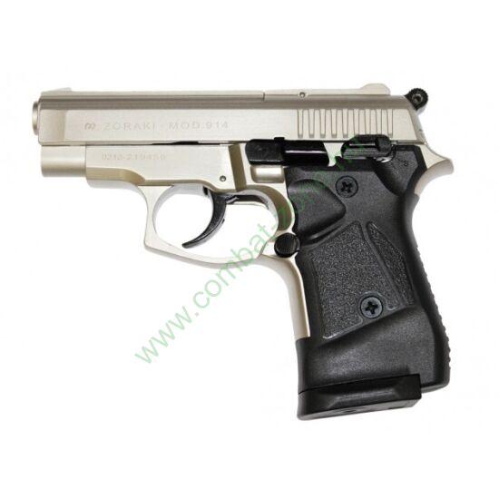 Zoraki 914 Nikkel gáz-riasztó pisztoly