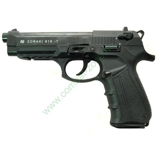 Zoraki 918 T Black gáz-riasztó pisztoly