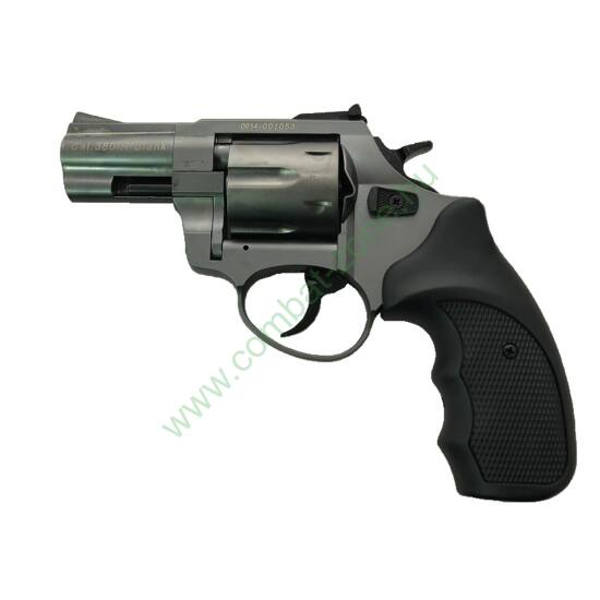 Zoraki R1 gumis gáz-riasztó pisztoly, titán