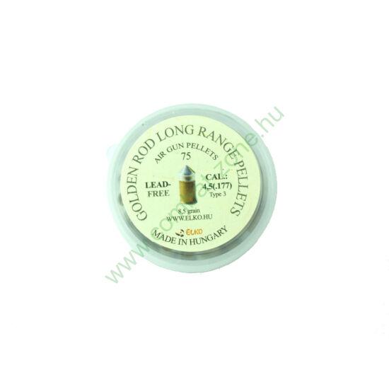 Golden Rod Long Range cal. 4.5 (.177) lövedék