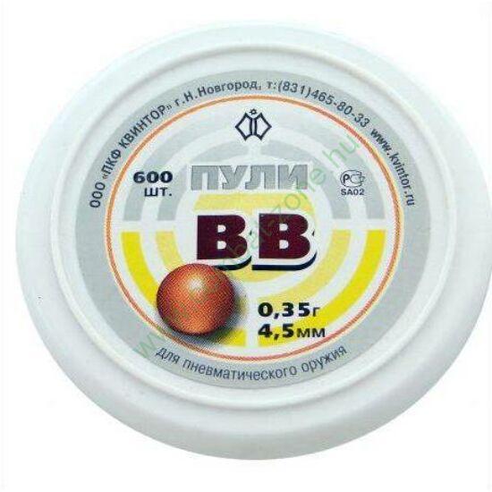 Kvintor orosz BB golyó 4.5mm