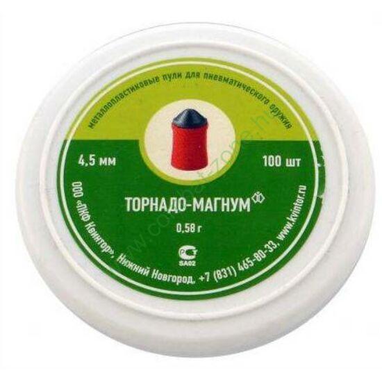 Tornado MAGNUM acélmagos lövedék cal. 4.5 mm, 0.58 g