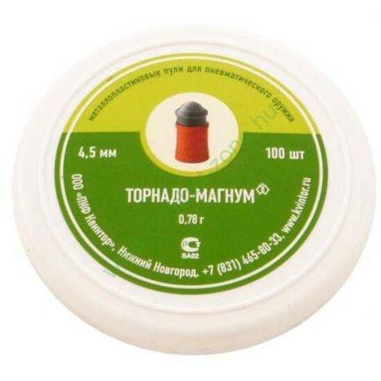 Tornado MAGNUM acélmagos lövedék cal. 4.5 mm, 0.78 g