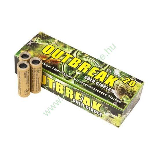 Sky Circle Gold Outbreak rakéta