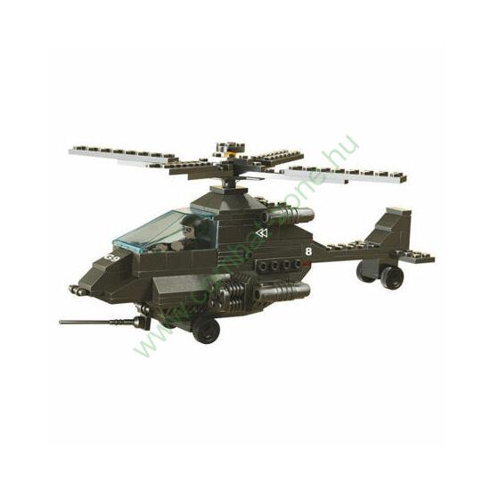 Sluban harci helikopter
