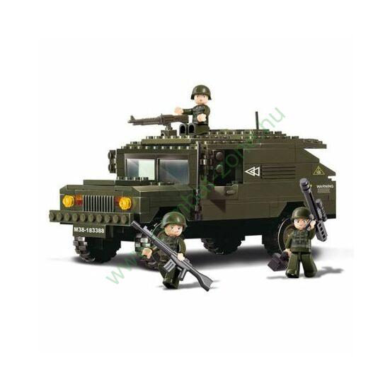 Sluban Humvee katonai jármű