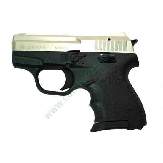 Zoraki M906 Nikkel gáz-riasztó pisztoly