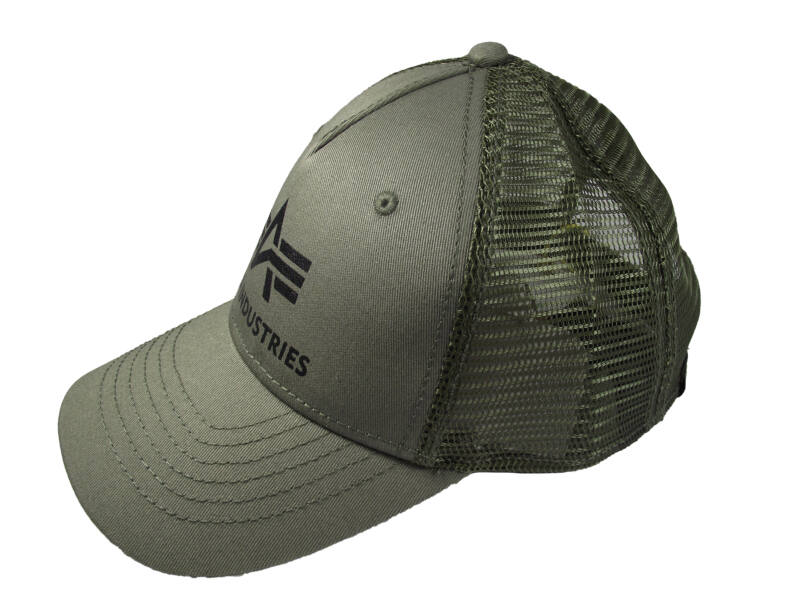 Kép 1 3 - Alpha Industries Basic Trucker Cap baseball sapka fee1807231