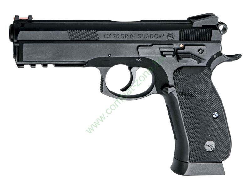 CZ SP-01 Shadow GNB airsoft pisztoly - CO2 működés 423fab7280