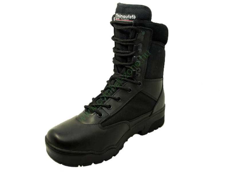 Miltec Tactical Stiefel bőr bakancs aac7df5921