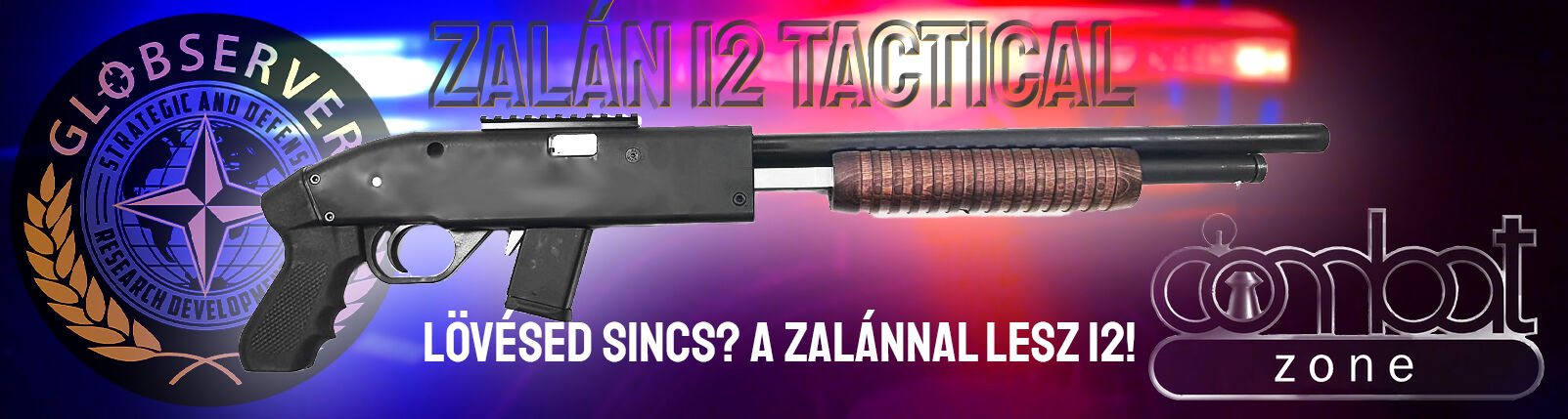 Zalán tactical