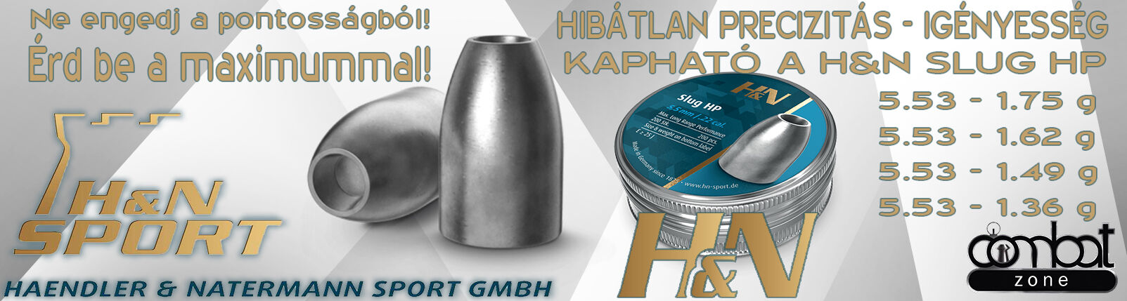 H&N Slug HP