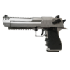 Kép 1/12 - Desert Eagle L6 GBB airsoft pisztoly stainless (CO2)