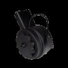 G&P M4/M16 Attack motoros dobtár 1500 BB