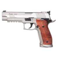 Sig Sauer X-Five Stainless, Blowback 4.5 légpisztoly