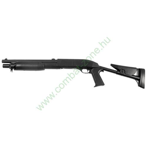 Franchi SAS 12 airsoft shotgun, állítható tus