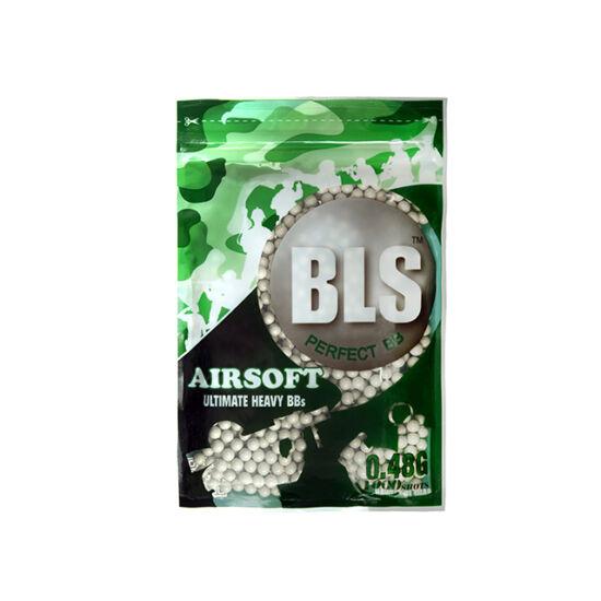 BLS precíziós BB golyó, 0.48g, 1000db