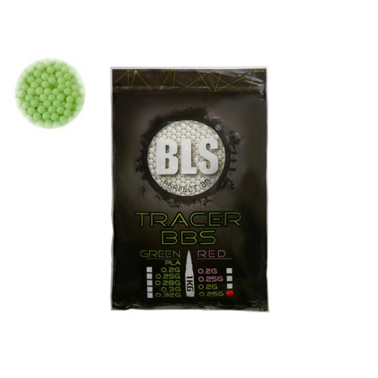 BLS precíziós TRACER BB golyó, 0.25g, 1 kg