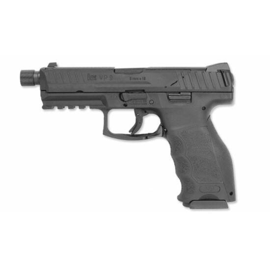 VFC H&K VP9 Tactical green gas airsoft pisztoly