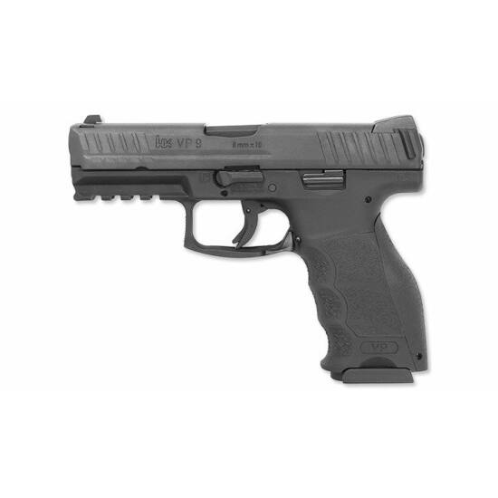 Heckler & Koch VP9 green gas airsoft pisztoly